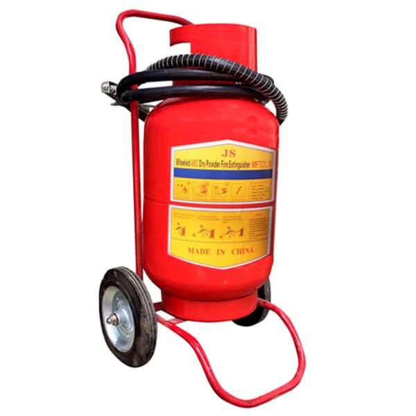 Bình Chữa Cháy Xe Đẩy Bột BC MFTZ35-35kg – PCCC Duy Huế